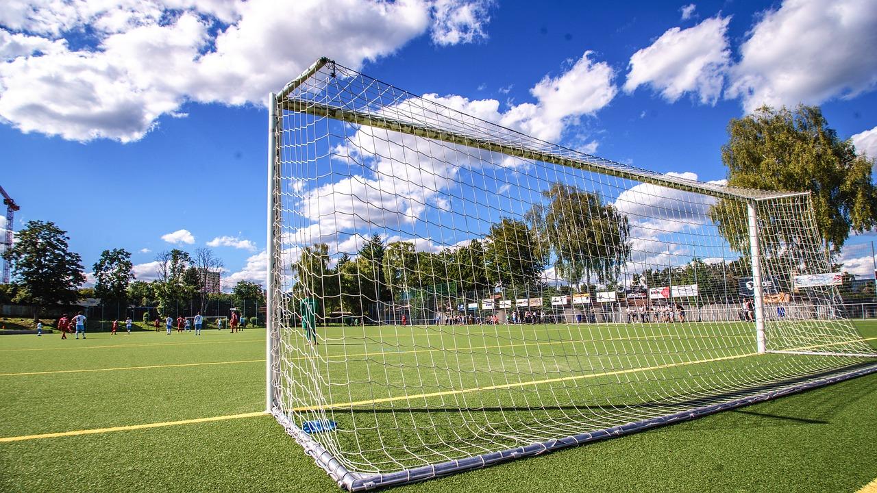 entretien terrain de foot