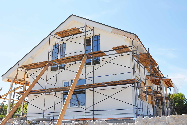 rénovation d'une façade clé en main